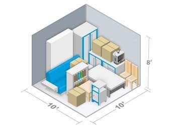 Haliburton Self Storage Unit