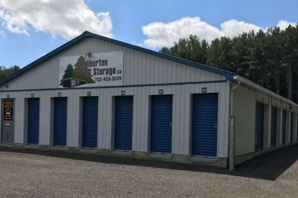 Haliburton Self Storage Lochlin